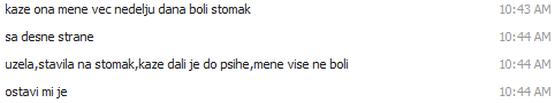 Teslina Ploca i Teslin disk - Iskustvo Skype Mare 3 dana kasnije 1