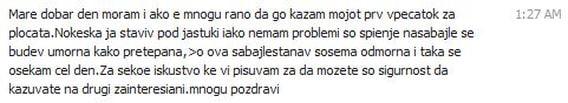 Teslina Ploca i Teslin disk - Iskustvo Skype Snezana