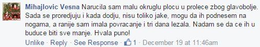 Teslina Ploca i Teslin disk - Iskustvo Vesna