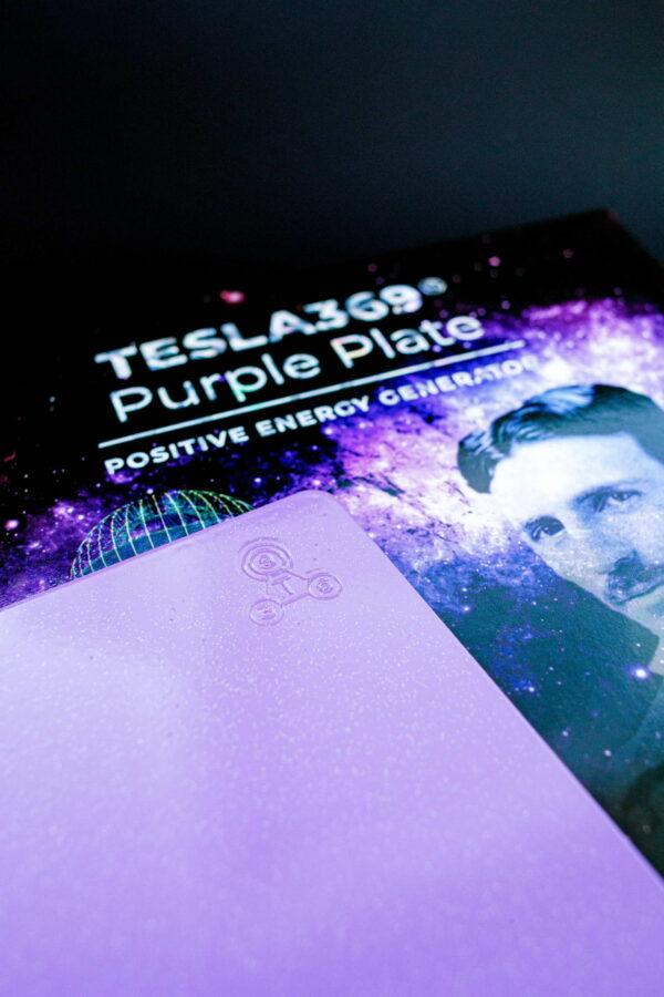 Velika Tesla369 Purpurna Ploca 3